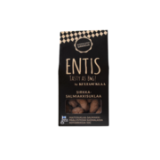 SALE 70% - Licorice Chocolate with a Roasted and Crunchy Cricket Inside (50g) - Entis