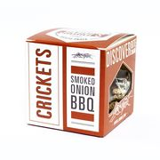 Smoked Onion & BBQ - Spicy Crickets (14g) - JIMINI'S