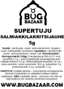 Super Strong Salty Licorice Powder (5g)