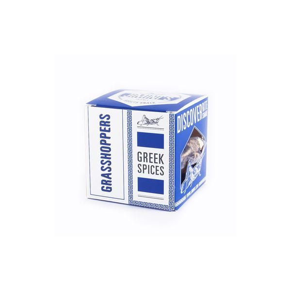 Greek Spices - Spicy Grasshoppers (10g) - JIMINI'S - 20% DISCOUNT for registered customers!